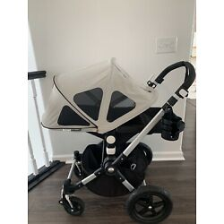 Kyпить Bugaboo Cameleon 3 Stroller and Bassinet in Black And Beige на еВаy.соm