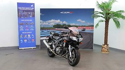 2007 Suzuki SV650S 650 S Sports Tourer Petrol Manual