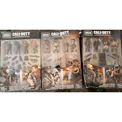 Kyпить MEGA Construx Call Of Duty Set Of 3 на еВаy.соm