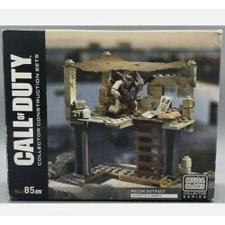 Kyпить Call of Duty RECON OUTPOST Mega Bloks Collector Set DPB52 *NEW Factory Sealed* на еВаy.соm