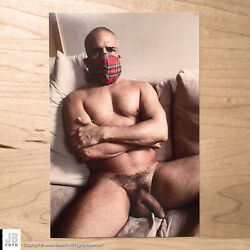 Kyпить Private Submission #30 - 4 x 6 Hot Man Male Nude Body Art Photo / Gay Interest на еВаy.соm