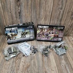 Kyпить MEGA BLOKS CALL OF DUTY JUNGLE TROOPERS 06875 Collector Series  на еВаy.соm