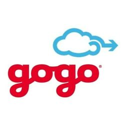 Kyпить Gogo inflight wifi 12 passes - 1yr exp (same business day electronic delivery) на еВаy.соm