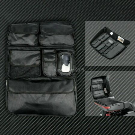 img-Tour Pak Pack Lid Organizer Bag Pouch Fit For Harley Touring Tri Glide 1993-2020