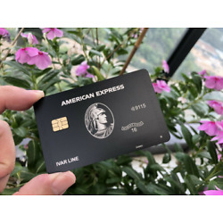 Kyпить Customizable American Express Centurion Metal Black Card Collect Amex Black Card на еВаy.соm