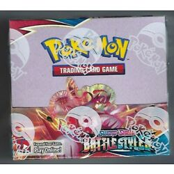 Kyпить POKEMON BATTLE STYLES BOOSTER BOX 36 PACKS Factory Sealed на еВаy.соm