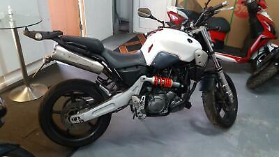 Yamaha MT03 660cc 2007 White - Awaiting Preparation