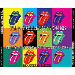 Kyпить The Rolling Stones - Fully Finished Studio Outtakes REMASTERED EDITION  3-CD set на еВаy.соm
