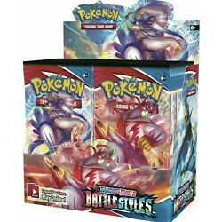 Kyпить PRE-ORDER POKEMON BATTLE STYLES BOOSTER BOX 36 PACKS SEALED SHIPS 4/26 WAVE 2 на еВаy.соm