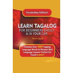 Learn Tagalog For Beginners Easily & In Your Car! Vocabulary Edition! Conta...