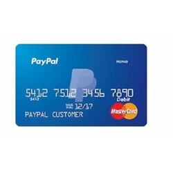 Kyпить Fresh New VCC For PayPal Verification Work Worldwide FAST DELİVERY 2021 Card на еВаy.соm