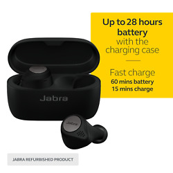 Kyпить Jabra Elite Active 75t True Wireless Bluetooth Earphones Headphones Earbuds ⭐⭐⭐⭐ на еВаy.соm
