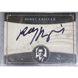 Kyпить Robby Krieger The Doors Autographed signed Card на еВаy.соm