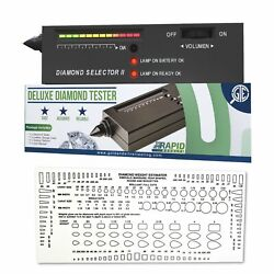 Kyпить Gold Silver Diamond Tester Selector Gemstone Testing Kit Digital Electronic Tool на еВаy.соm