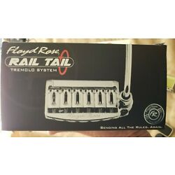 Kyпить Floyd Rose RT100N Rail Tail Tremolo System, Narrow, Chrome на еВаy.соm