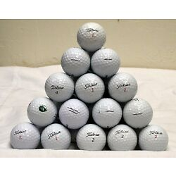 Kyпить 100 Titileist Pro V1 and Pro V1X  Used Refurbished Recycled Hit Away Golf Balls на еВаy.соm