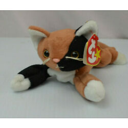 Kyпить   Ty Beanie Baby Babies Chip the cat  with tag atttached на еВаy.соm