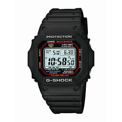 Kyпить Casio G-Shock Men's Tough Solar Atomic Black Resin Sport 47mm Watch GWM5610-1 на еВаy.соm