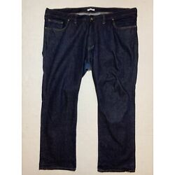 Imogene & Willie Mens Hand Made in USA Selvedge Jeans Size 46X39 Blue