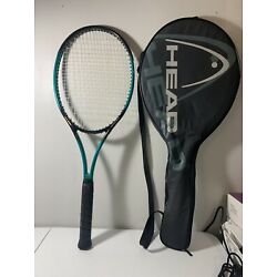 Kyпить Head Tour Series XtraLong Made In Austria 4 3/8 Tennis Racket With Case *Rare* 1 на еВаy.соm