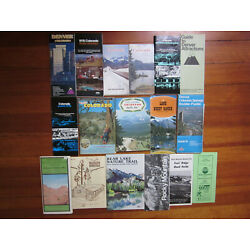 Kyпить COLORADO Pamphlet Booklet Ephemera Lot Maps History CO Cities Denver Boulder Old на еВаy.соm