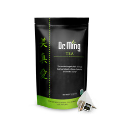 Dr. Ming's All-Natural Detox Slimming Tea for Weight Loss (60 bags)