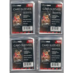 Kyпить 400 Ultra Pro Soft Penny Poly Sleeves for Baseball Card fits 3x4 Top Loaders NEW на еВаy.соm