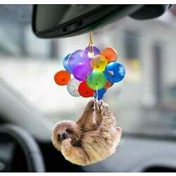 Kyпить Sloth Fly With Bubbles Funny Gift Car Hanging Ornament на еВаy.соm