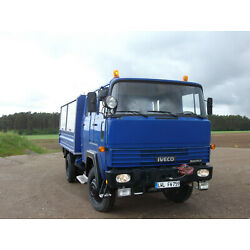 IVECO-MAGIRUS EXPEDITIONSWOHNMOBIL 170D11