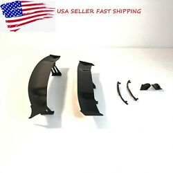 RC Car Tail Wings For 1/10 On Road Car (2 Set)