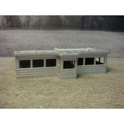 City Classics HO Scale 110 Route 22 Diner Kit