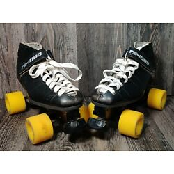 RIEDELL Vintage USA Rs-1000 Speed Roller Skates Women s size 6.5 or 7.