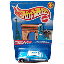 Hot Wheels  OTTER POPS Special  Edition  PASSION LOUIE BLOO '49 MERCURY COUPE