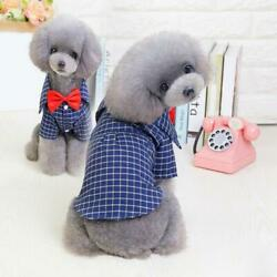 Pet Halloween Costume Suit For Small Dog Cat Clothing Cute Robe Funny Dress NEW