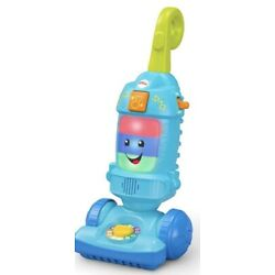Fisher-Price - Laugh and Learn - Light-Up Learning Vacuum / Music and Sounds