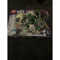 Lego - Marvel - What If? - Captain Carter & The Hydra Stomper #76201