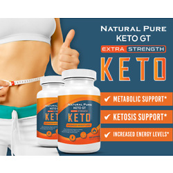 2 PACK Keto GT Pills Weight Loss Diet goBHB Ketogenic Supplement 2 Month Supply