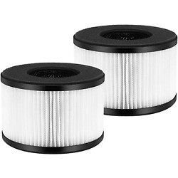 BASUM BS-03 True HEPA Filter Replacement For Partu BS-03 Air Purifier 2 Pack F/S