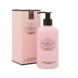 Portus Cale Rose Blush Hand and Body Wash 300ml by Castelbel