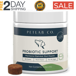 Probiotic Chew for Dogs - Proven Blend of Prebiotics & Natural, Safe All Dogs