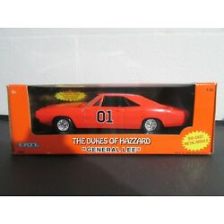 Ertl 7967 The Dukes of Hazzard 1:25 Scale General Lee 1969 Dodge Charger #01