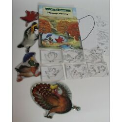 Henny Penny Cut & Tell Storyboard Set Pre-Owned