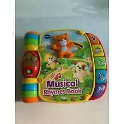 VTech 80166700 Musical Rhymes Educational Toy for Babies