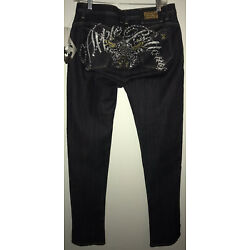 Apple Bottom Jeans Size 9/10  Special Edition Denim  Good Girl Gone Bad Style