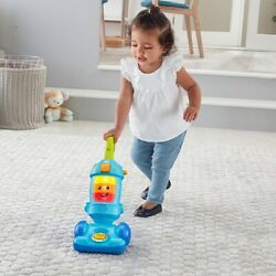 Fisher-Price Infants And Toddlers Laugh & Learn Light-Up Learning Vacuum Age 1-3