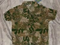 Boys GYMBOREE EVERGLADES Button Up TOP/SHIRT 4/4T NWT