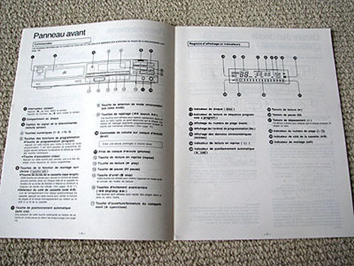 Technics sl 10 service Manual