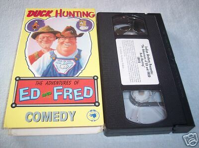 ed and fred duck hunting vhs indian archery video ebay. Black Bedroom Furniture Sets. Home Design Ideas