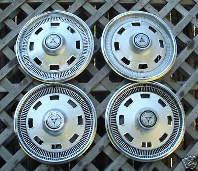 Vintage Classic Antique 1967 Dodge Dart Charger Wheels