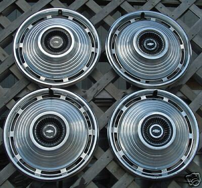 1967 CHEVY CHEVROLET NOVA HUBCAPS HUB CAPS WHEEL COVERS EBay